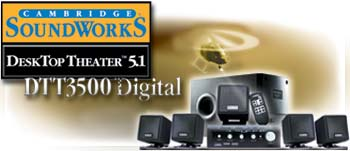 CAMBRIDGE SOUNDWORKS DTT3500 DRIVER DOWNLOAD