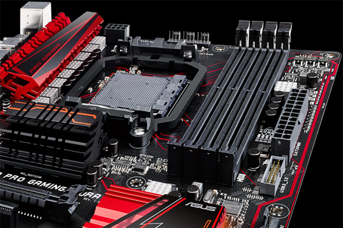ASUS Launches 970 Pro Gaming/Aura Motherboard: USB 3 1 and M