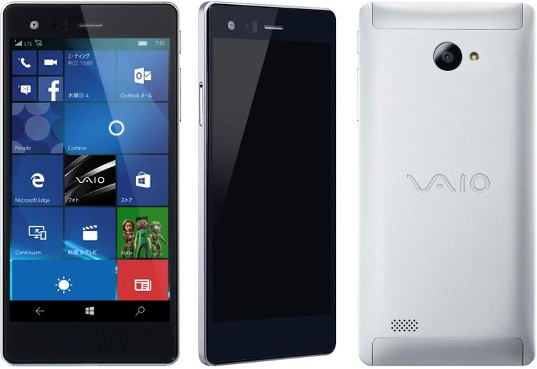 Vaio To Start Selling Smartphones In Japan