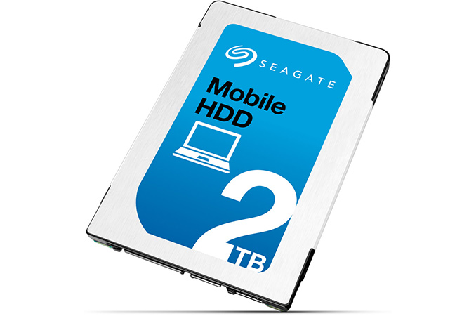 Seagate Begins To Ship 25 Inch 7mm Thick 2 TB Mobile Hard Drives With SMR