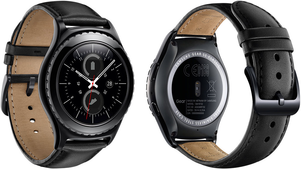 Samsung's Gear S2 Classic 3G and 4G Smartwatches with eSIM ...