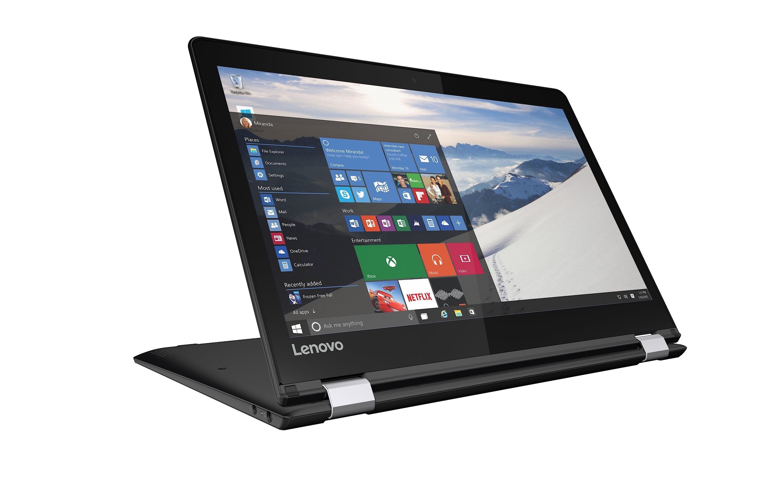 Lenovo Launches New MIIX 310 Tablet, Yoga 510 And Yoga 710