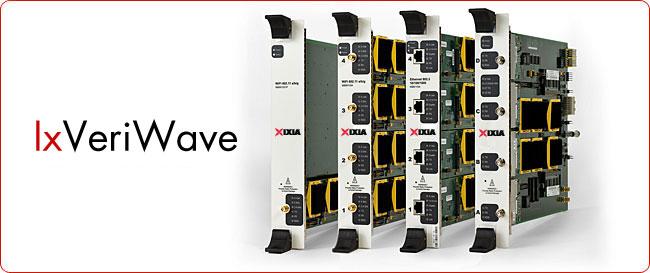 Next Generation Wi-Fi Testing with Ixia's WaveDevice