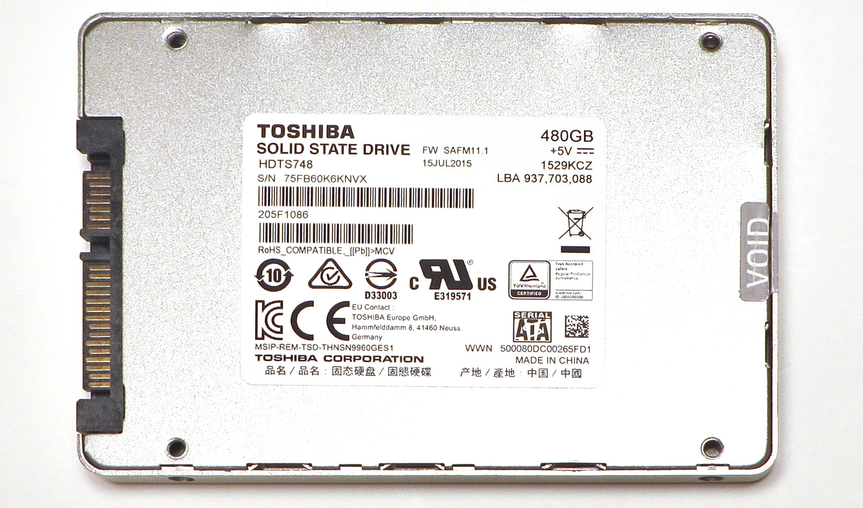 Toshiba Q300 Download Drivers