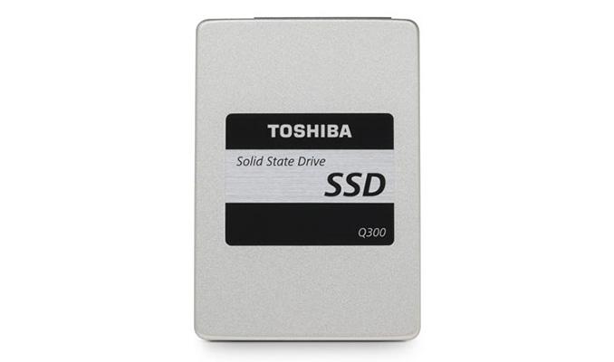 Toshiba Q300 SSD - Configurações e especificações