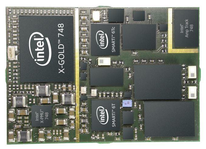 Intel Announces Xmm7480 Lte Modem 4x Dl Ca 256qam
