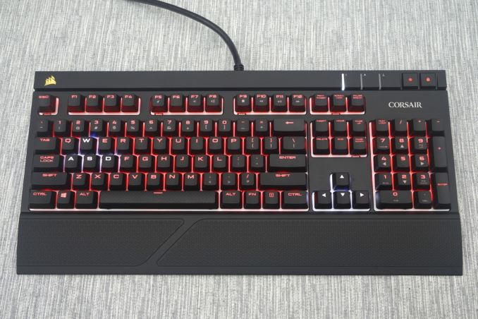 COUGAR KBC600-2IS 600K Gaming Mechanical Keyboard with Cherry MX Black  Switch
