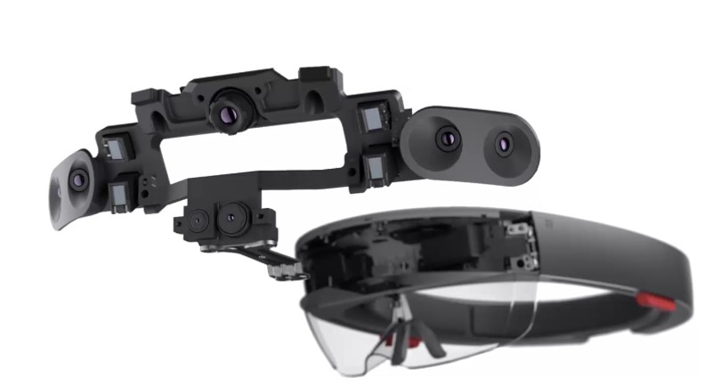 Microsoft Reveals Additional Details About HoloLens and Begins to