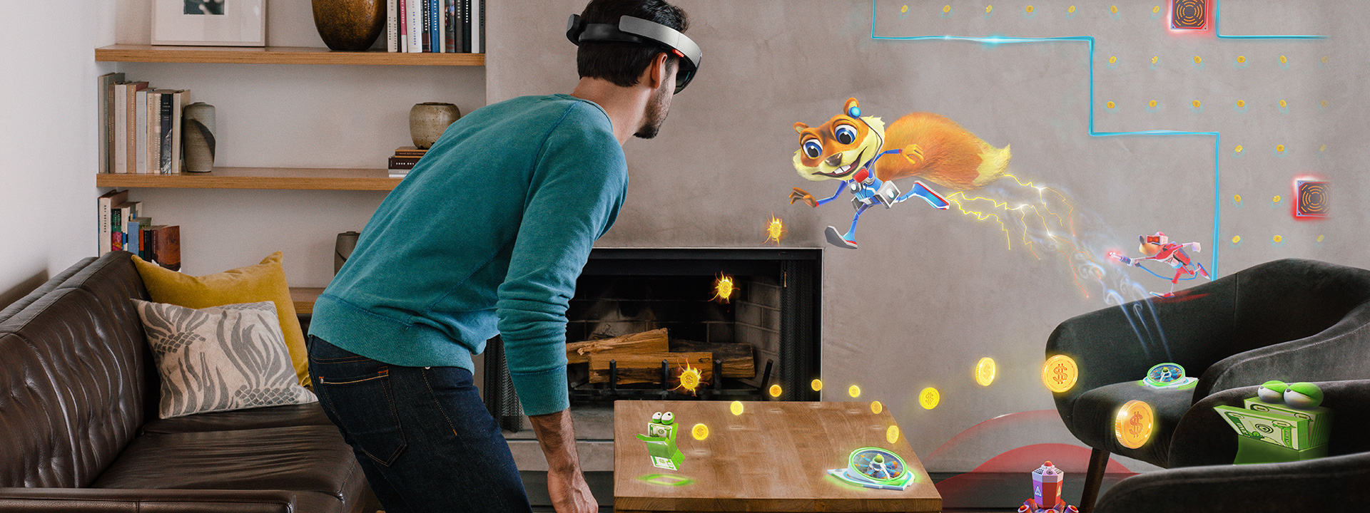 eb794442186f Microsoft Reveals Additional Details About HoloLens and Begins to ...