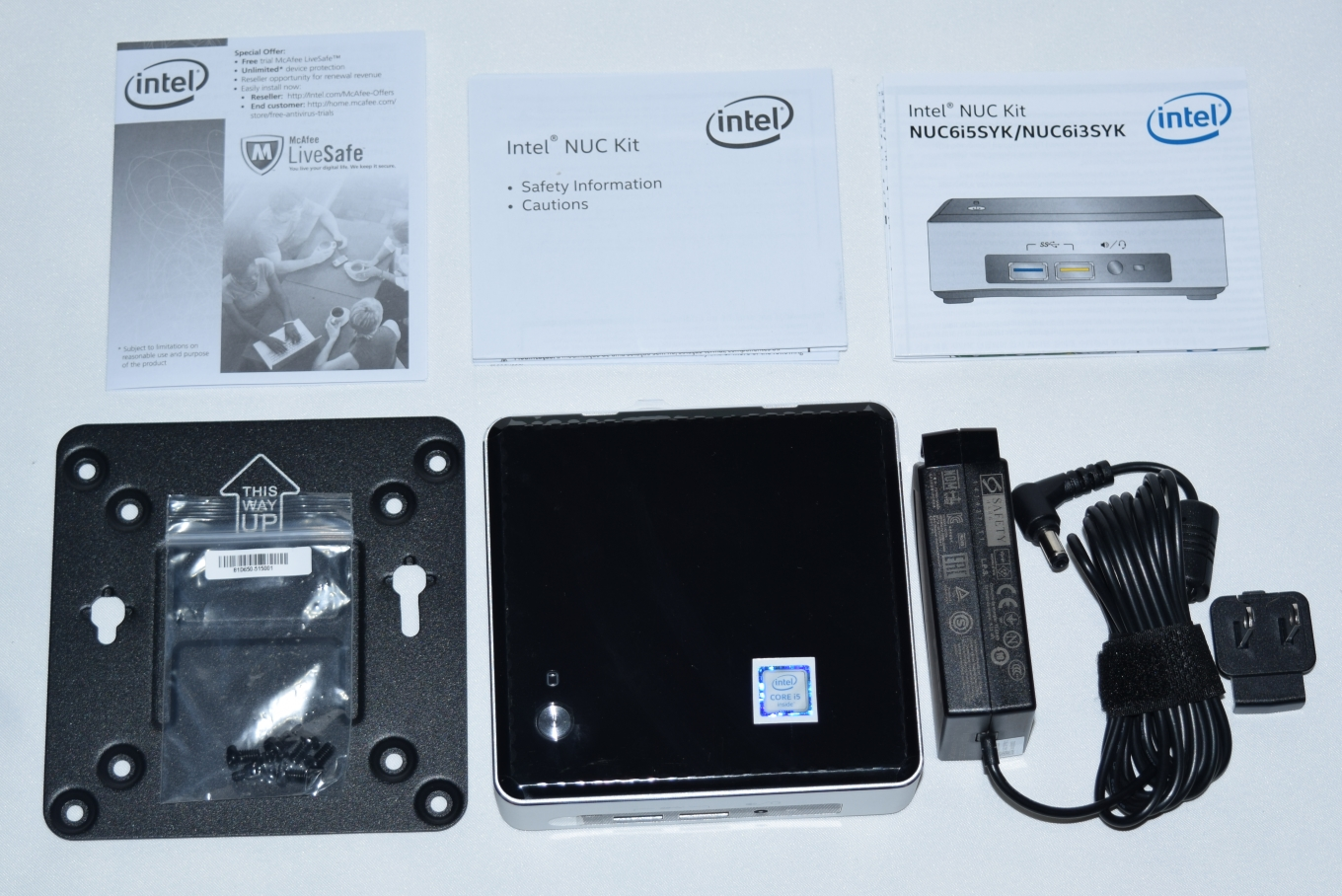 The Intel NUC6i5SYK Skylake UCFF PC Review