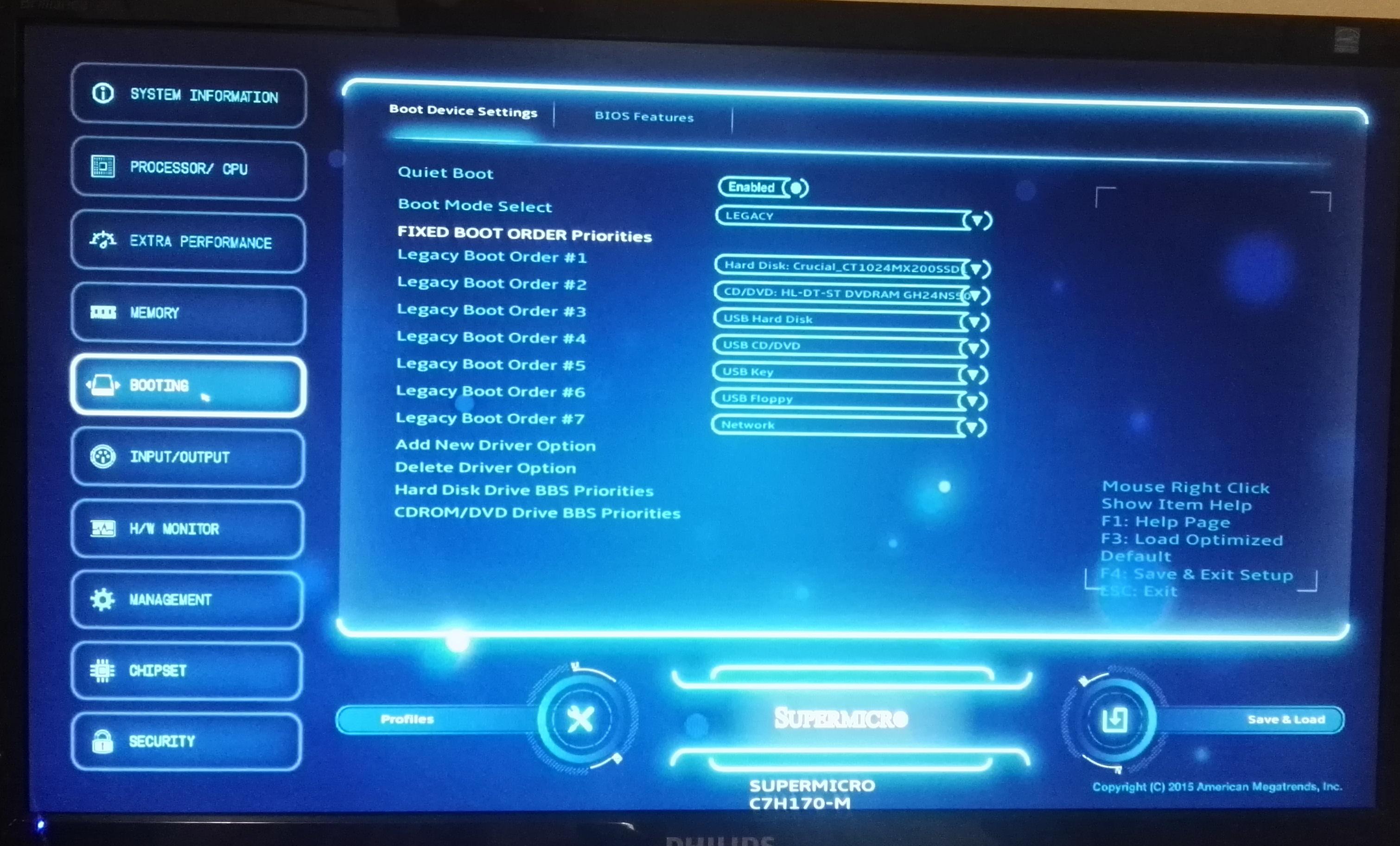 Supermicro C7H170-M BIOS - Why an Overclockable Core i3