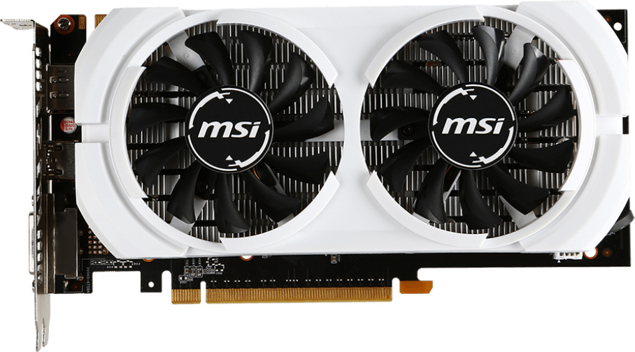MSI Introduces two new GTX 950 2GB GPUs with 75W TDP: the