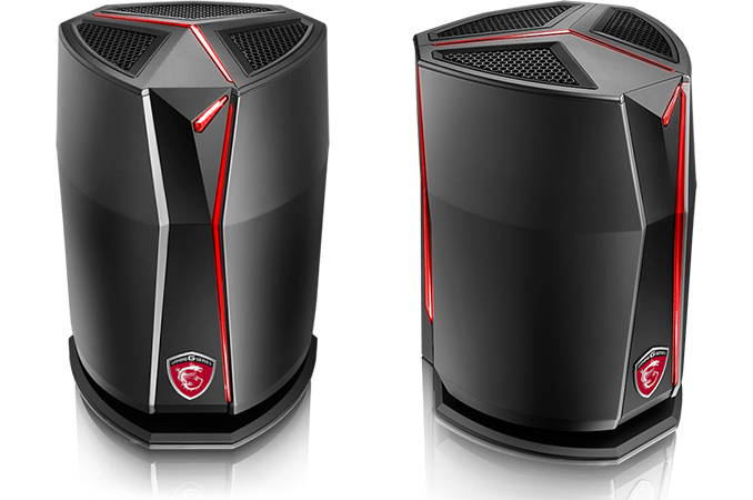 Msi Releases Vortex A Mac Pro Like Sli Pc For Gamers And