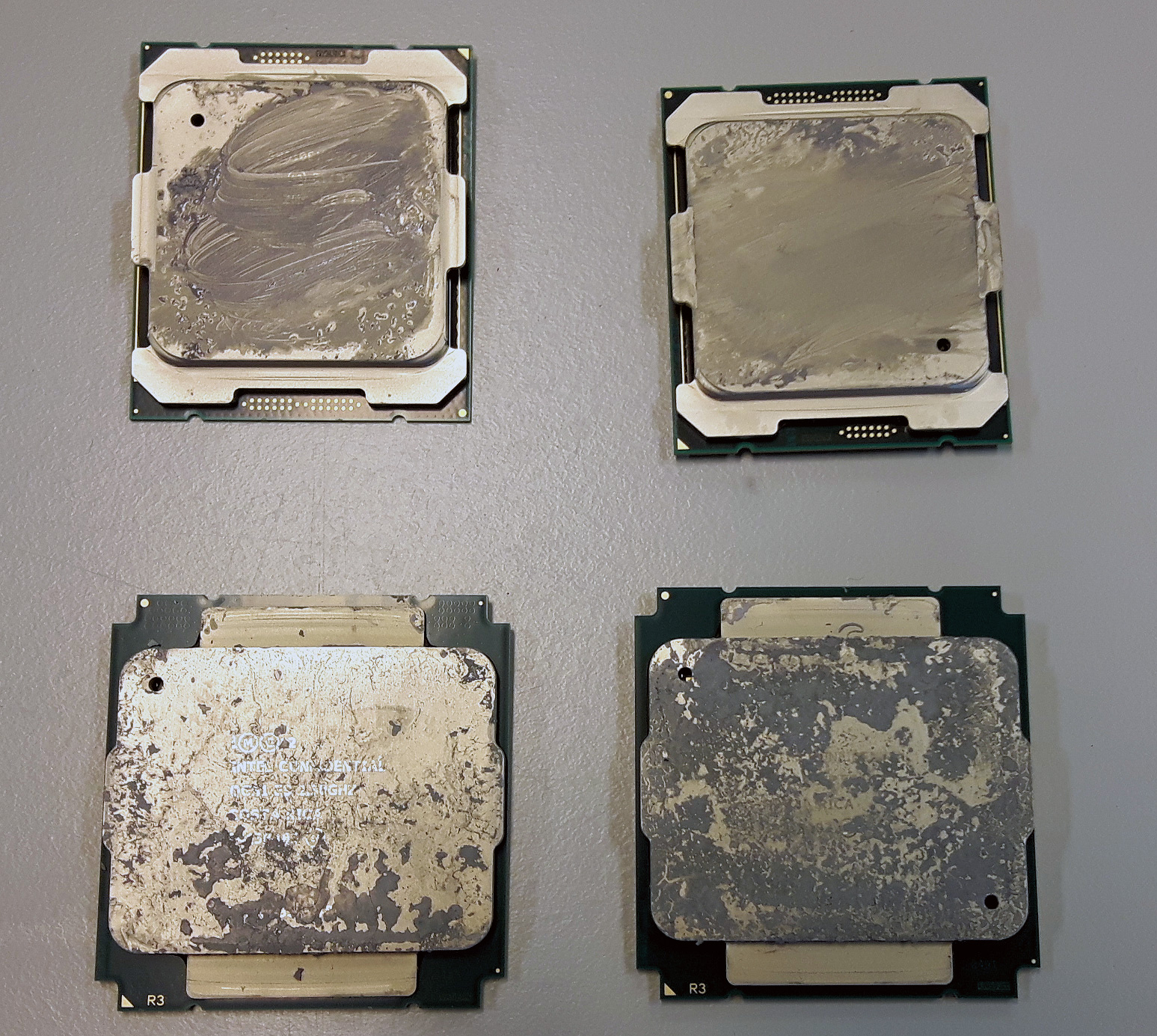 The Intel Xeon E5 v4 Review: Testing Broadwell-EP With