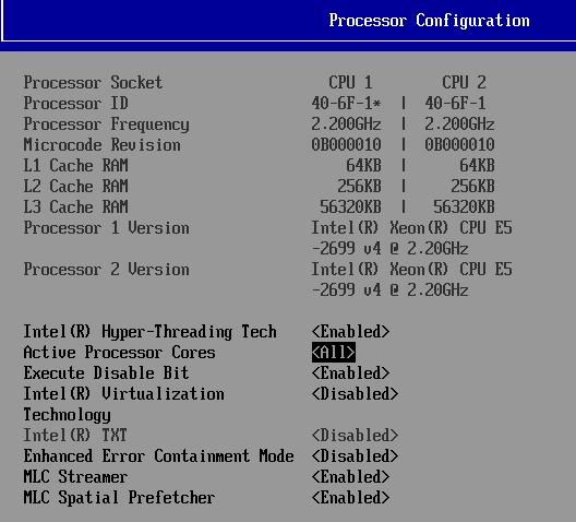 Benchmark Configuration and Methodology - The Intel Xeon E5