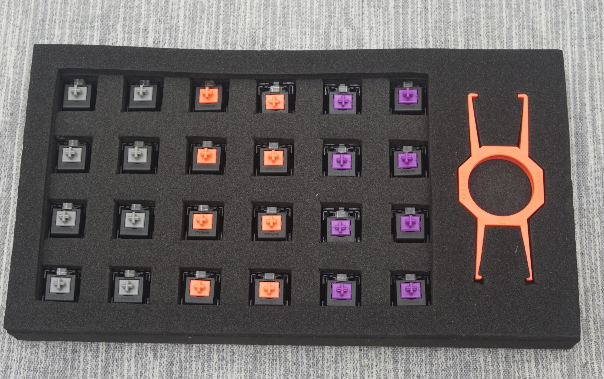 The Epicgear Defiant Mechanical Gaming Keyboard Review