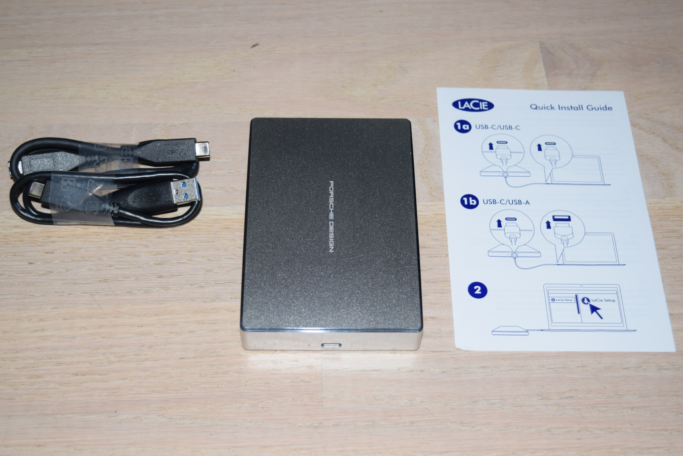 Lacie Porsche Design Mobile Type C External Hdd Capsule Review