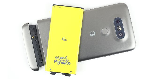 The LG G5 Review