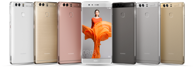 Huawei P9 and P9 Plus: Launch