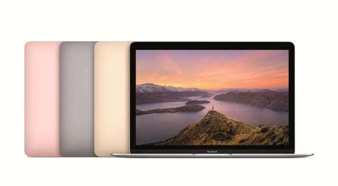 Apple Refreshes MacBook with Skylake-based Core M and New Rose Gold ...