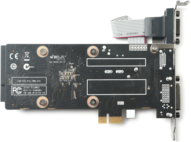 ZOTAC Quietly Releases GeForce GT 710 Graphics Card with