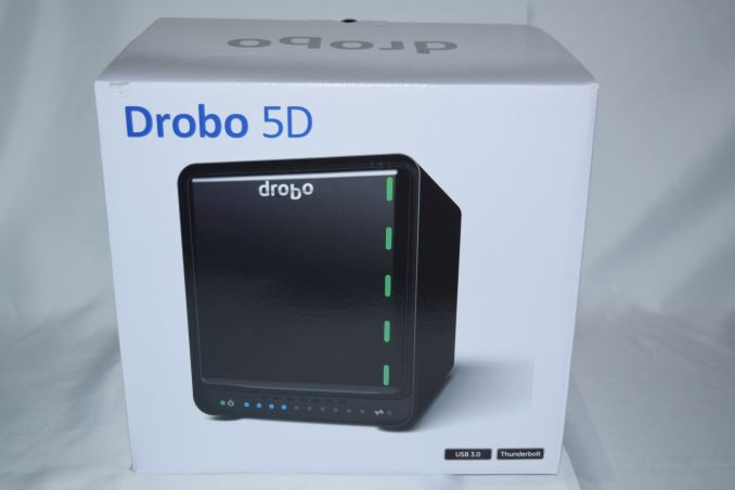 Direct Attached Storage Performance Drobo 5d With