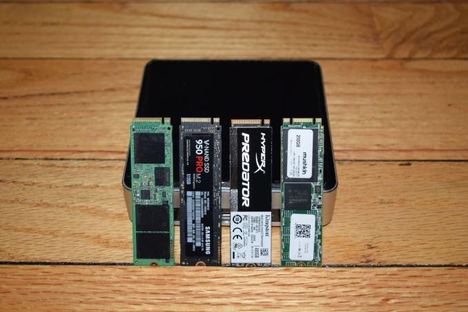 Choosing the Right SSD for a Skylake-U System