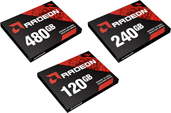 AMD Radeon SSD 240GB R3
