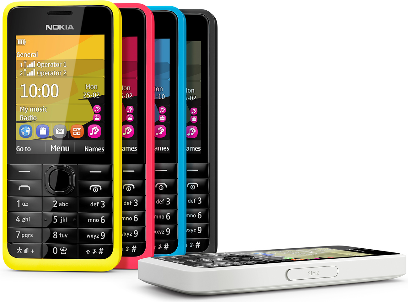 nokia dumb phone 2017. since feature phones are hardly popular in north america and western europe, appropriate sales distribution networks these regions might have been nokia dumb phone 2017