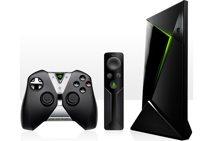 NVIDIA SHIELD Android TV Console Adds Support for Vudu ...