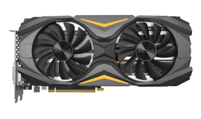 Zotac and EVGA Reveal Custom GeForce GTX 1080 Designs