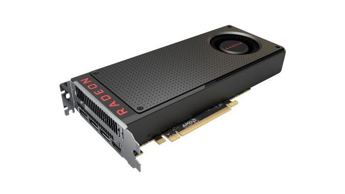 Placa de vídeo AMD Radeon RX 480-especificações