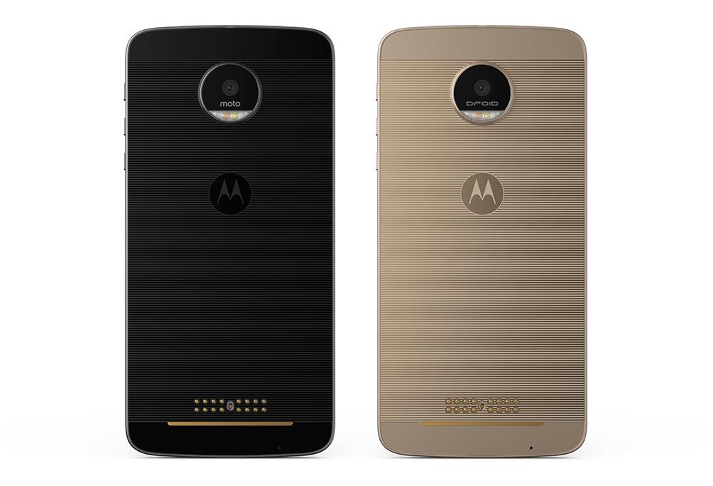 Motorola Announces The Moto Z And Moto Z Force
