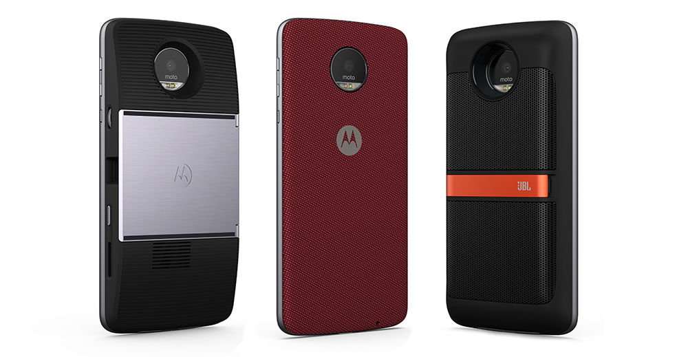 Moto Z Force Wireless Charging >> Motorola Announces The Moto Z And Moto Z Force