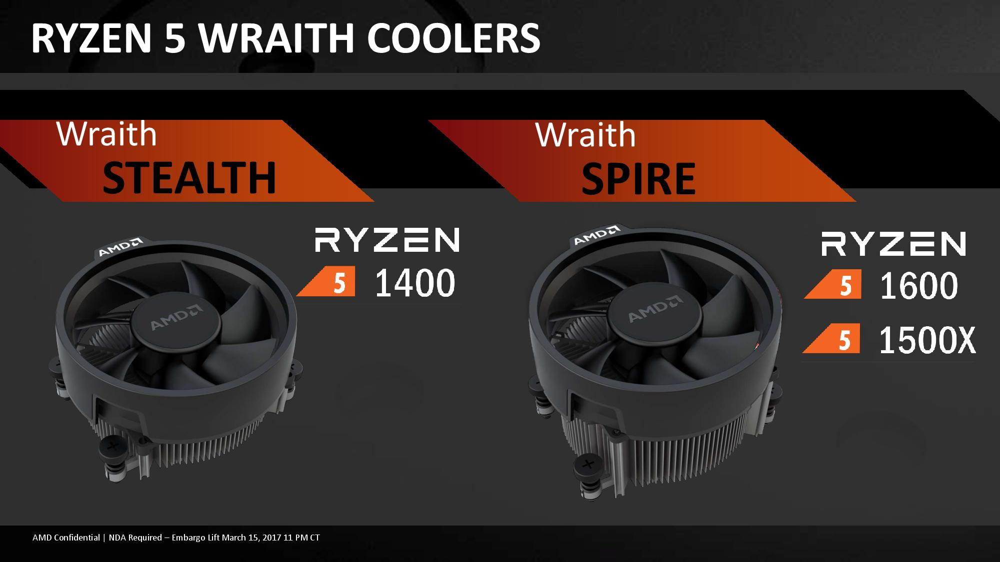 Off By Comparison And Adds In The Amd Spire Cooler For A 30 Decrease With S Coolers Performing Very Well Our Testing Extra Is Better
