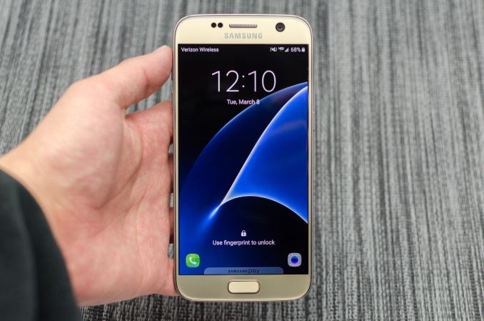 Fabriksnye Samsung Introduces Carrier Unlocked Galaxy S7 In The US ZX-59