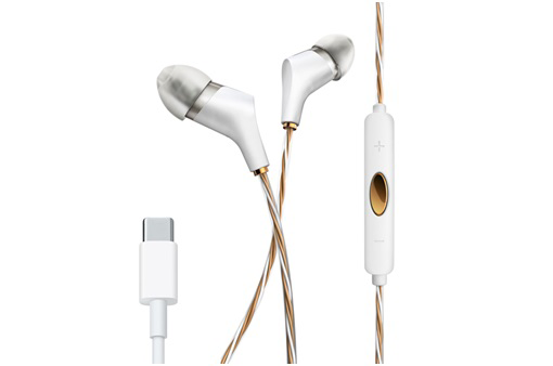 Ear buds incandescent - ear buds usb type c