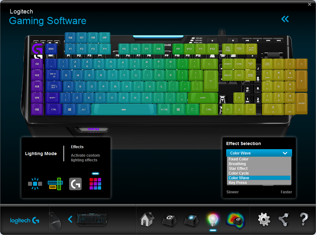 Logitech Gaming Software & ARX Control Application - The