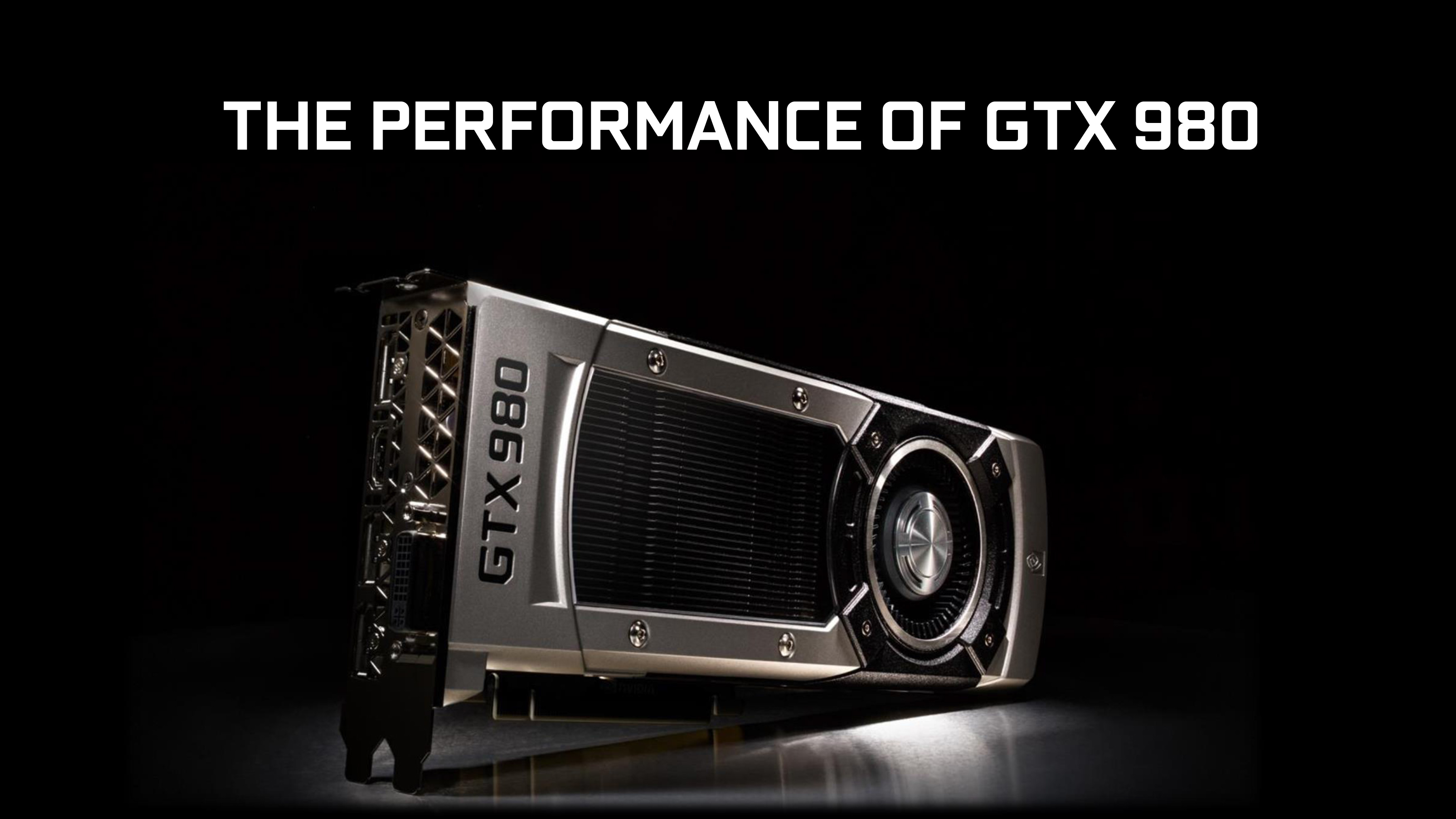 NVIDIA Announces GeForce GTX 1060: Starting at $249