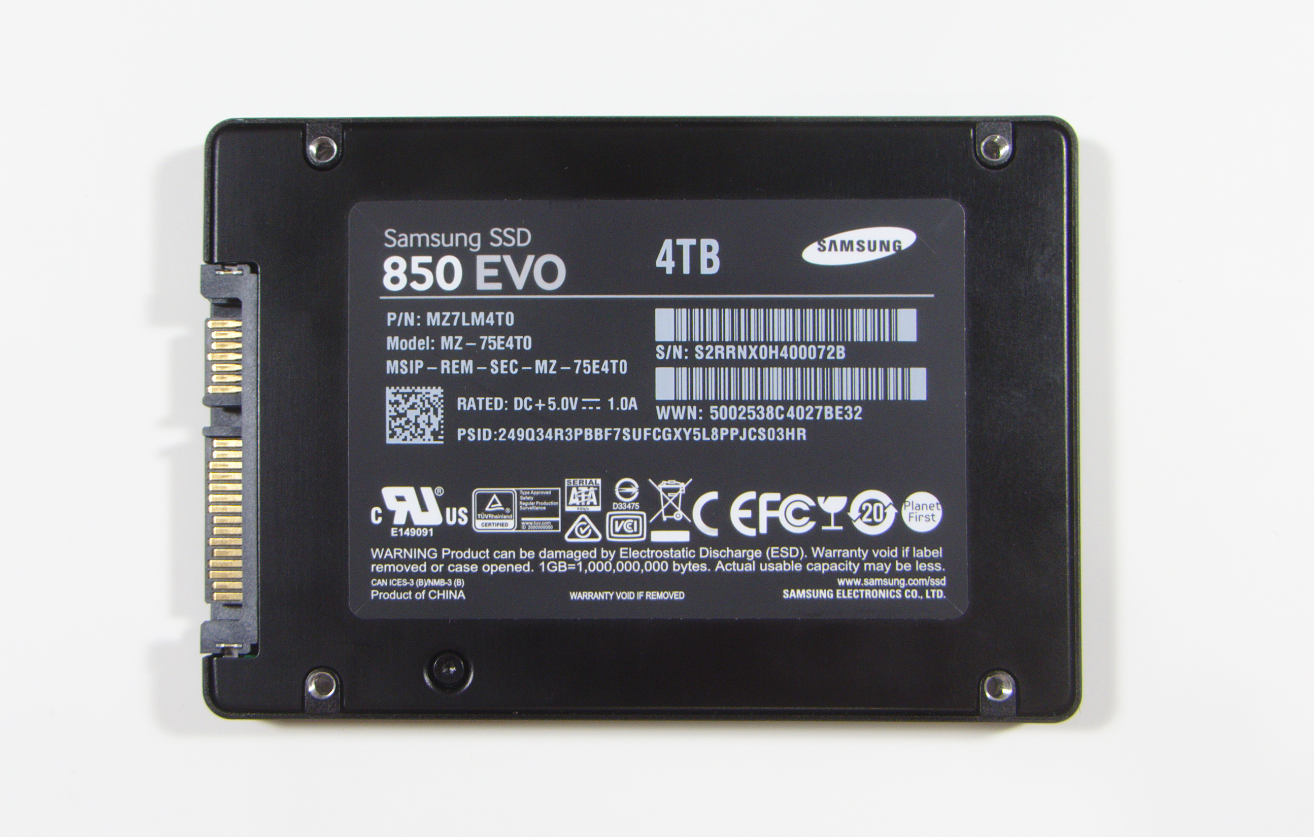 final words   the samsung 850 evo 4tb ssd review