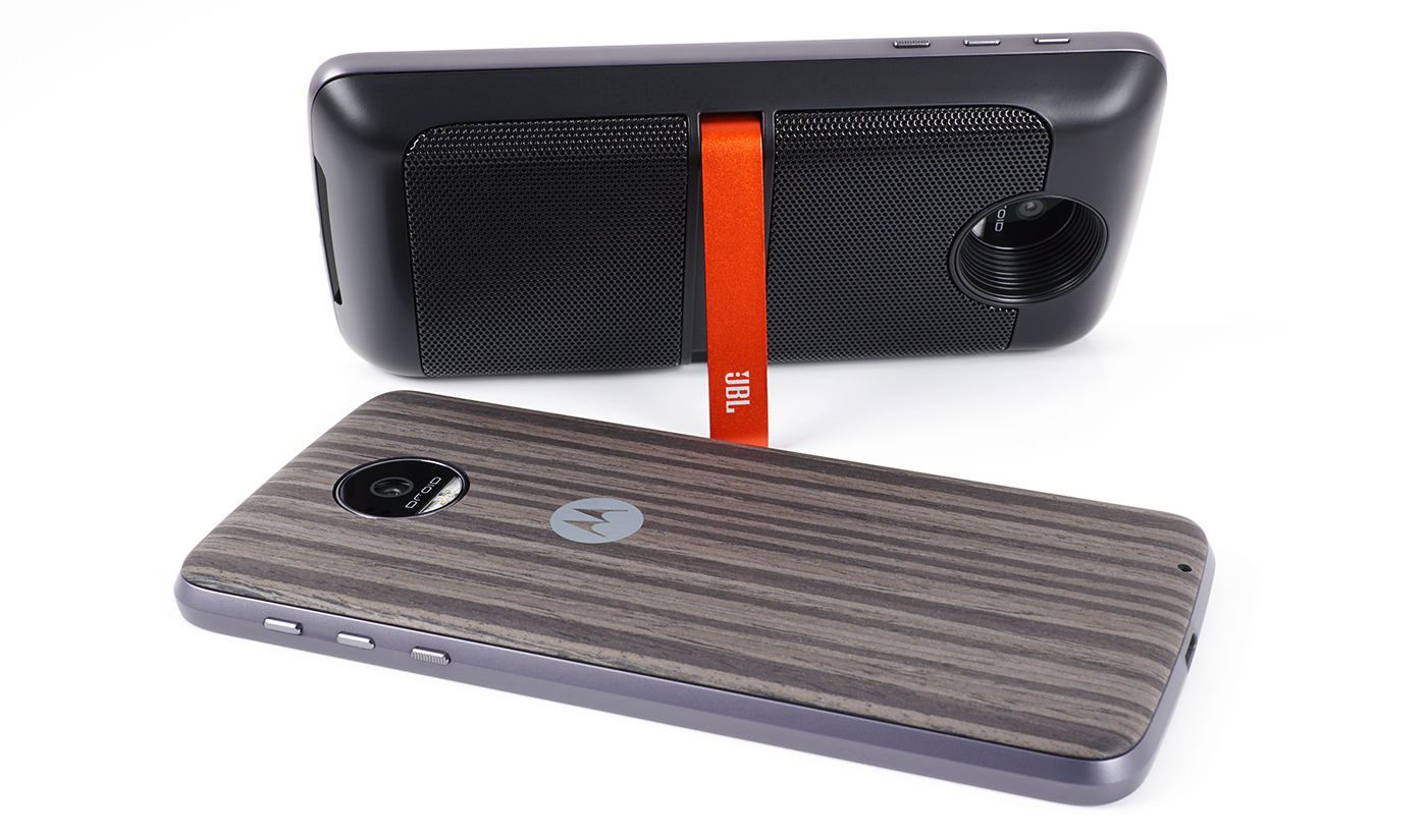 Moto Mods - The Motorola Moto Z & Moto Z Force (Droid