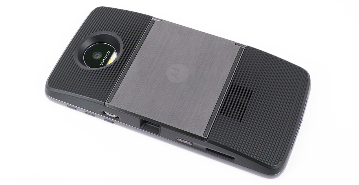 motorola jbl speaker. the moto insta-share projector mod is a nicely designed accessory that succumbs to laws of physics. at 11mm and 125g it\u0027s just slim light enough motorola jbl speaker r