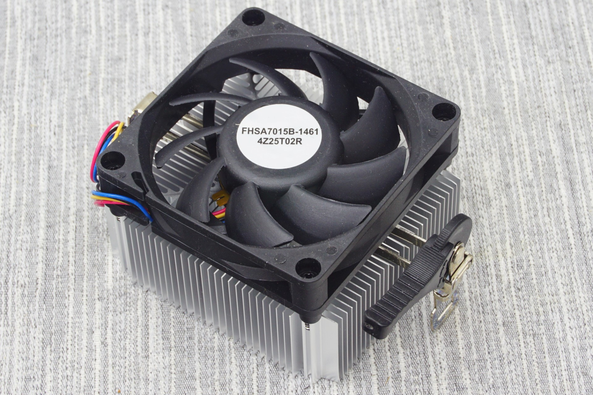 The Amd Coolers Battle Of The Cpu Stock Coolers 7x Intel Vs 5x Amd Plus An Evo 212