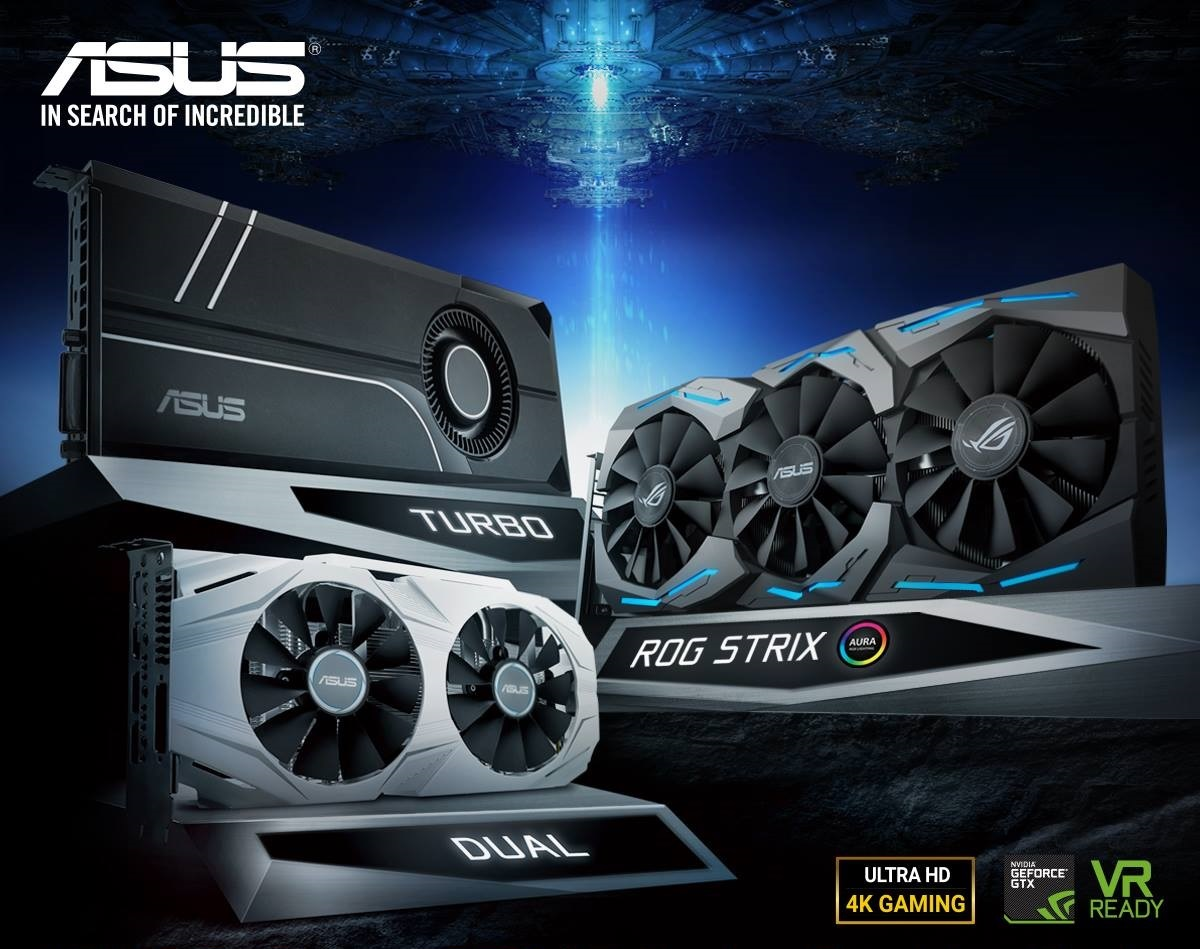 Cards Galore: A Quick Look At the Custom GeForce GTX 1060
