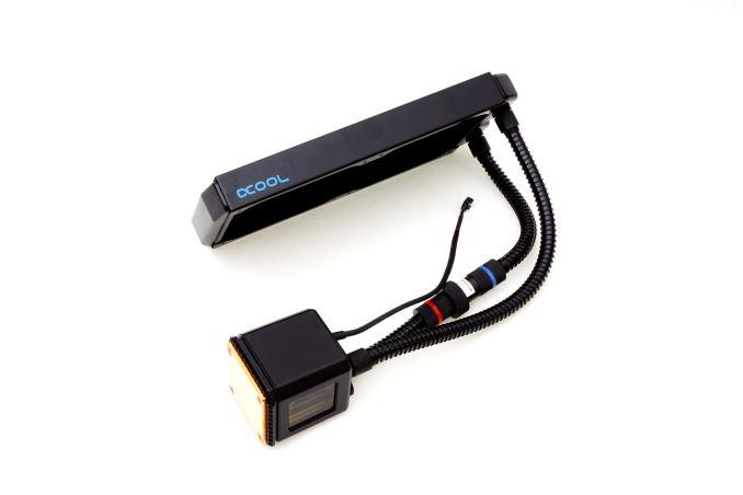 The Alphacool Eisbaer 240 CPU AIO Liquid Cooler Review