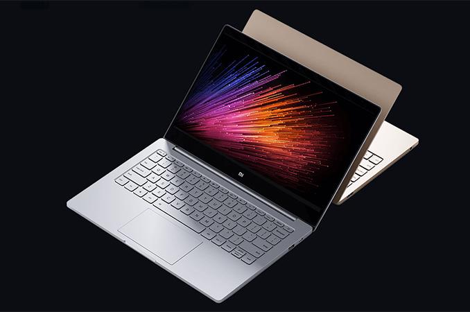 Xiaomi Unveils Mi Notebook Air, from $525