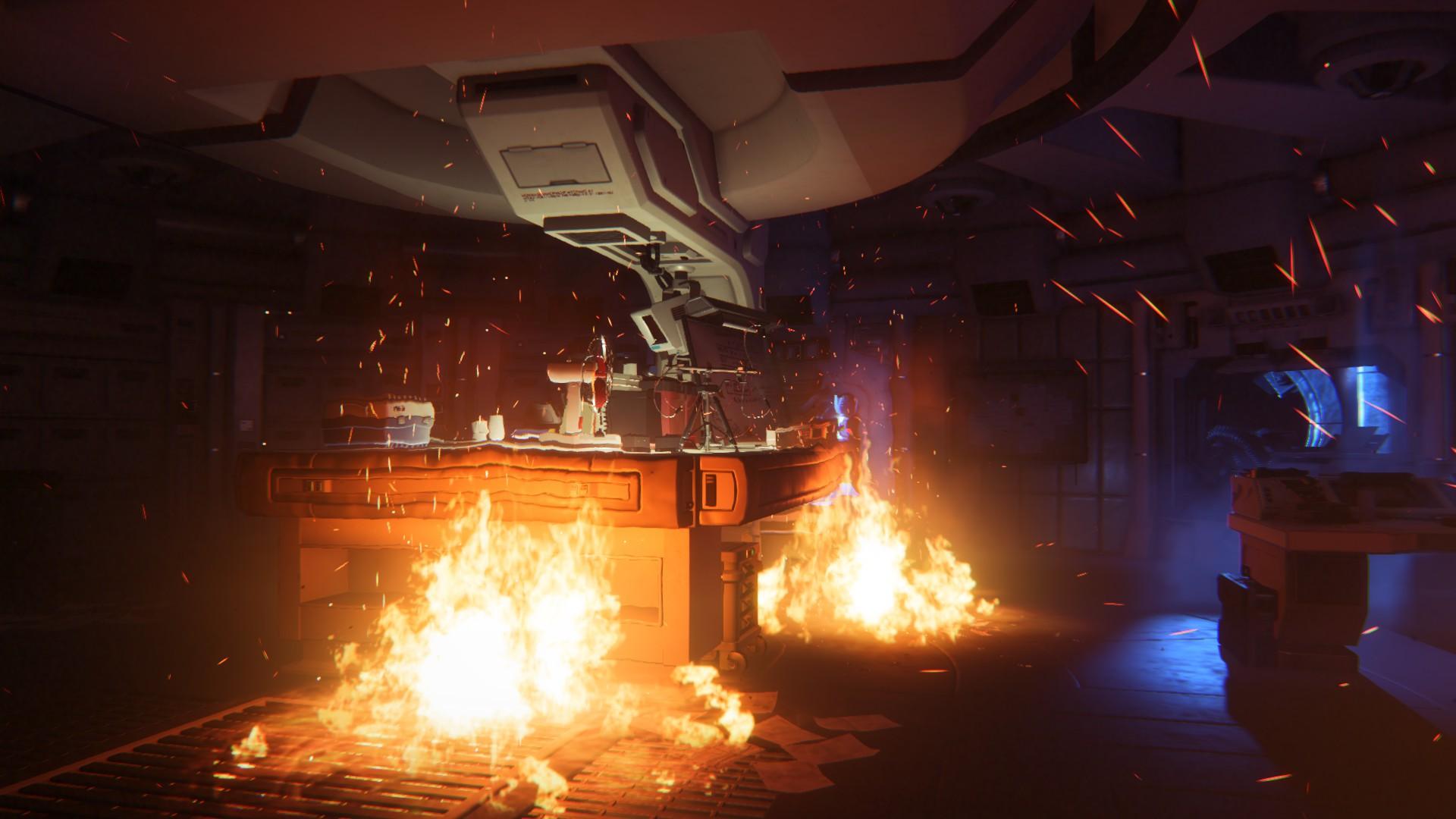 Gaming Comparison: Alien Isolation - The Skylake Core i3