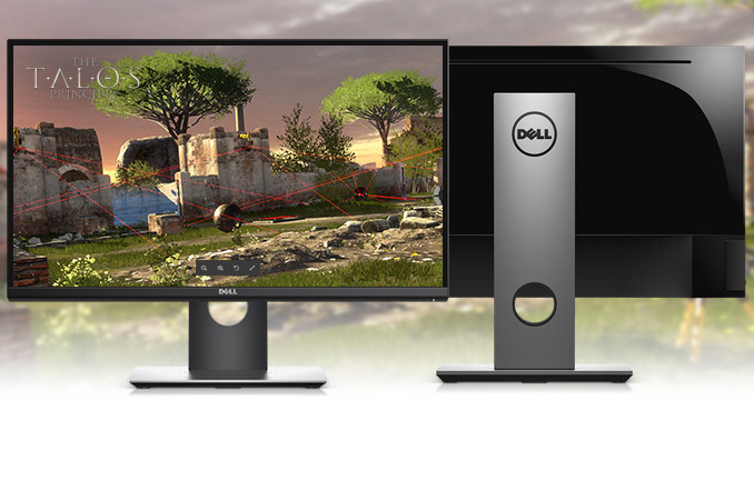 Dell Releases S2417dg And Se2717h Monitors New Gaming