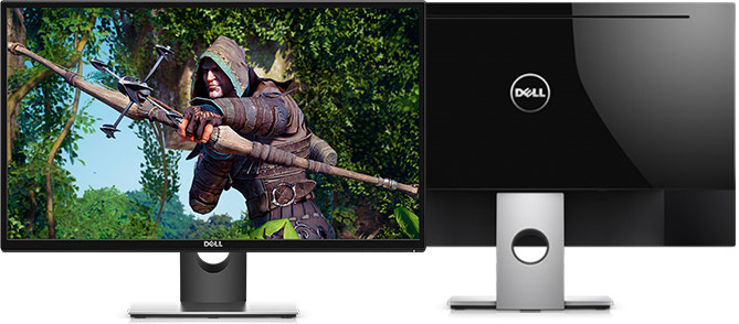 Dell Releases S2417DG and SE2717H Monitors: New Gaming Displays with