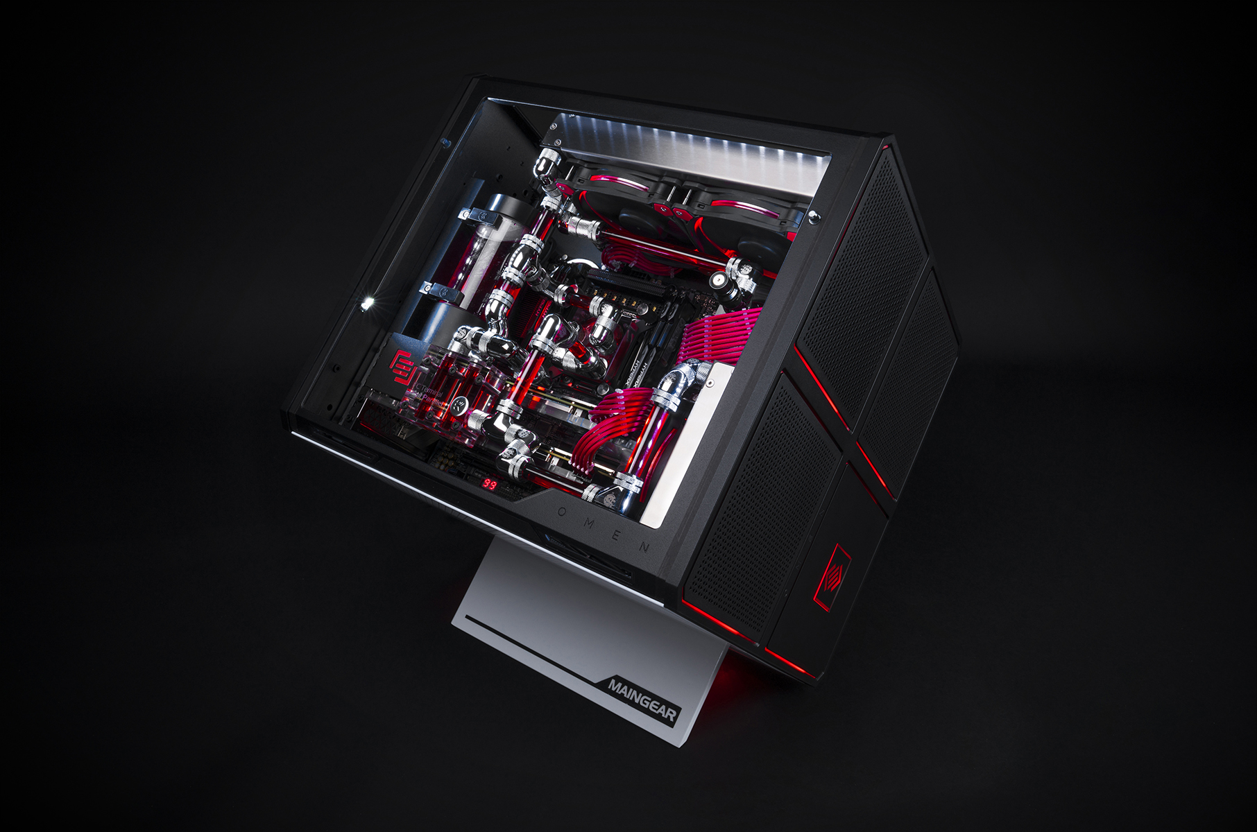 HP and MAINGEAR Team Up for Omen X High-End Gaming PC